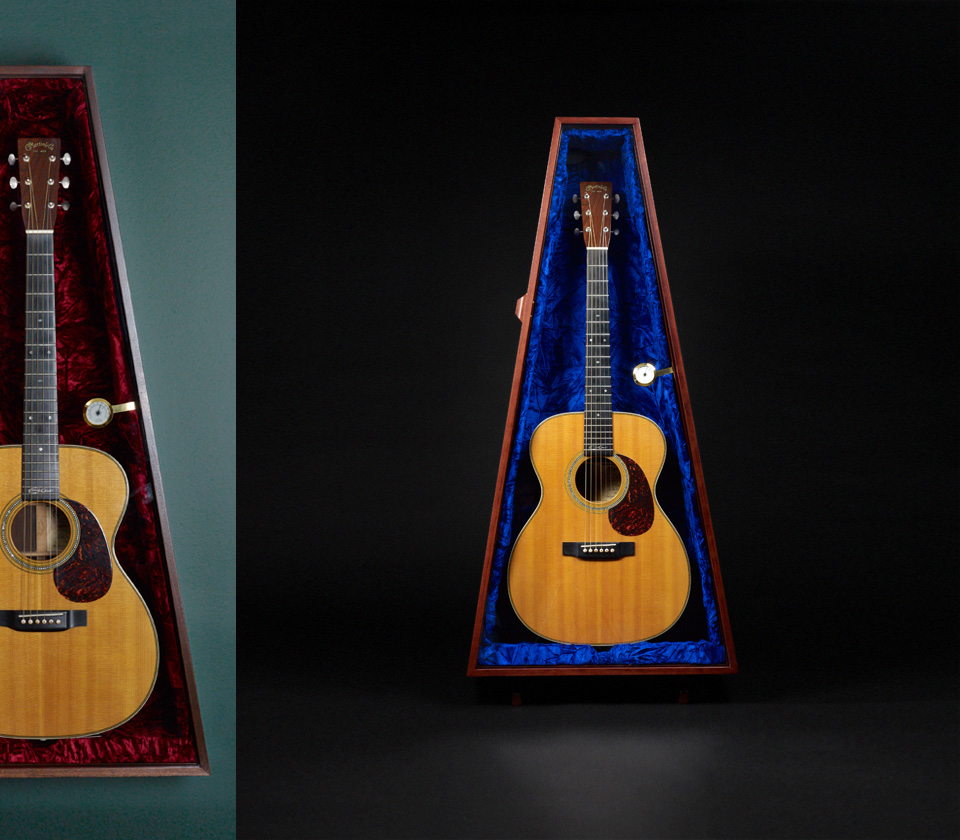 Beautifully Styled With Gorgeous Hardwood Finishes, Guitar Humidor Guitar  Cases Protect Your Instrument For A Lifetime Of Use. A Custom Designed  Integrated ...