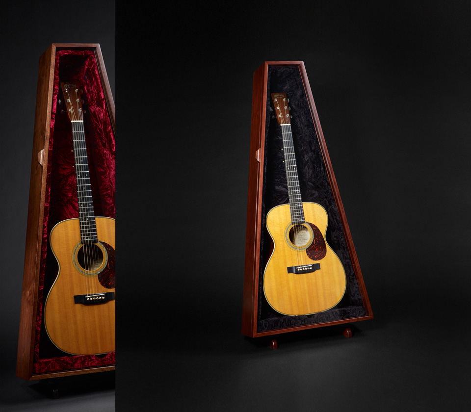 Exceptional Guitar Humidor